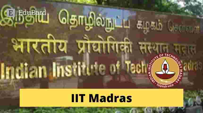 IIT Madras's Cricket Hackathon 2021- Fun and Learning, Prizes worth 1 Lakh, Anyone can apply