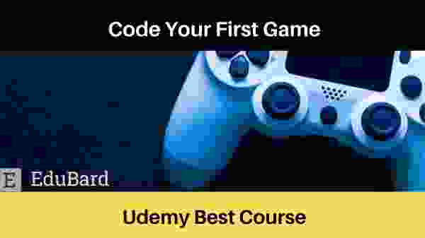 Best Udemy Course Code Your First Game: Arcade Classic in JavaScript on Canvas; Review