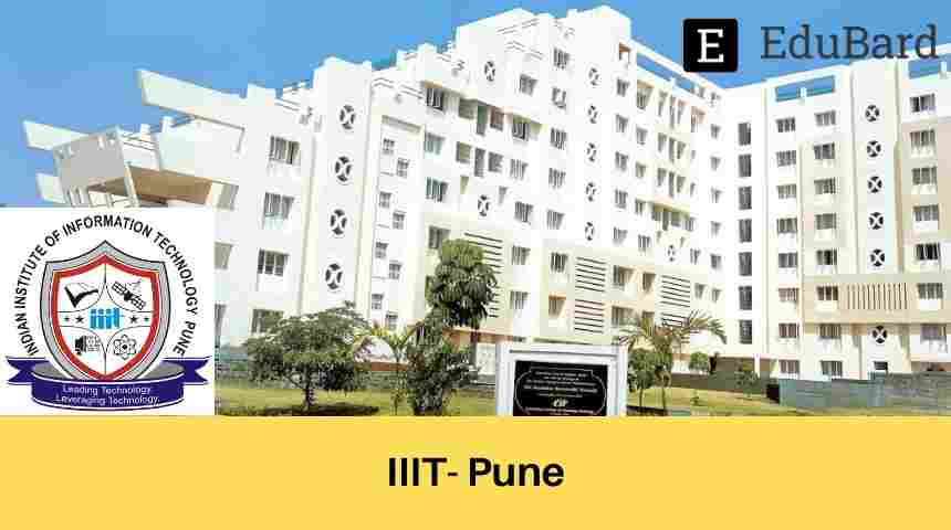 IIIT Pune- PG Admission in Doctor of Philosophy, Apply by May 30, 2021