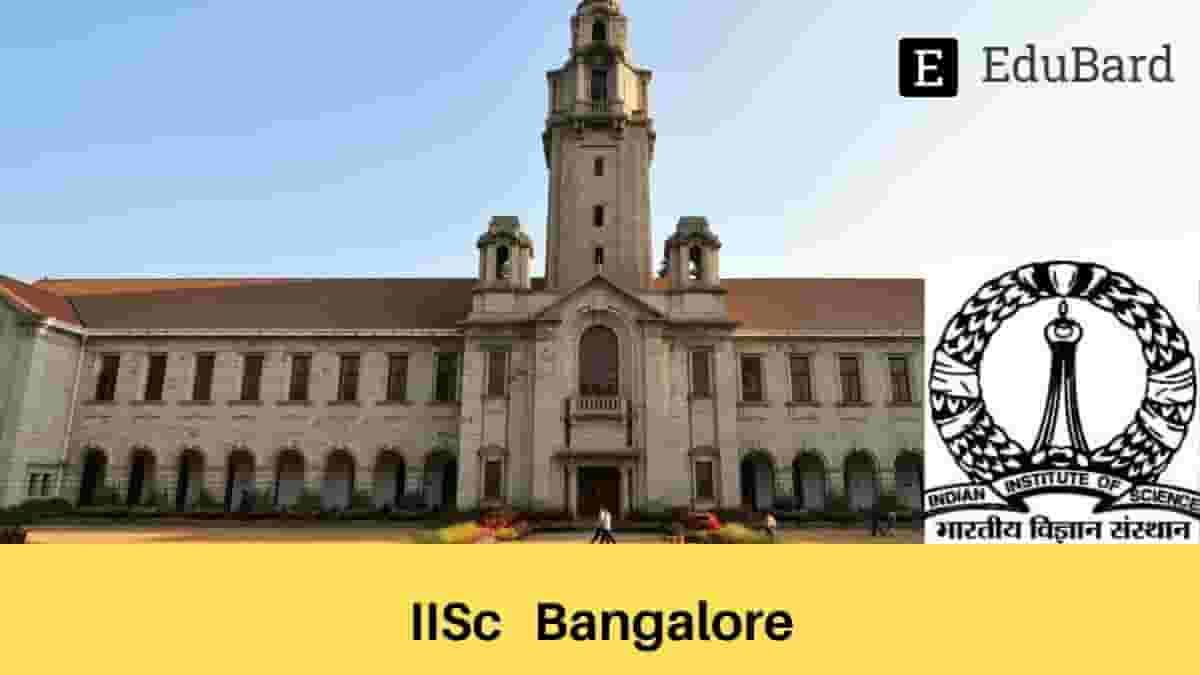 IISc Bangalore- Workshop on Advanced Design and Manufacturing Series