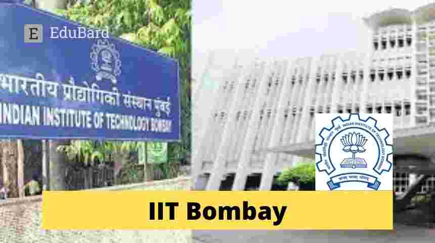 "IIT Bombay Application for ""Research Associate"" 
