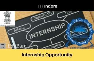 [FREE] Internship Opportunity at IIT Indore | Supported by DST |  Certification
