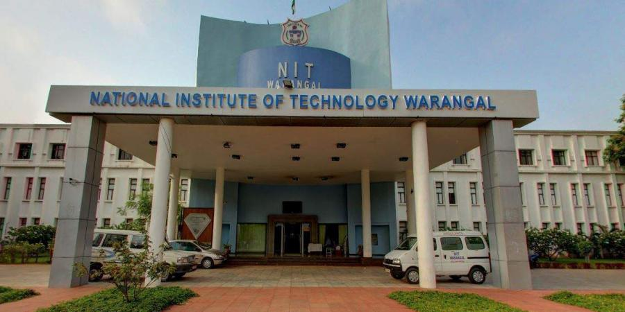 NIT Warangal advertisement for JRF position
