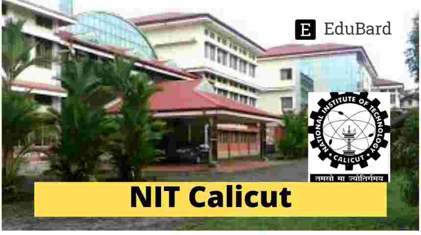 "NIT Calicut- Workshop on ""VLSI Architectures for Digital Signal Processing Systems""."