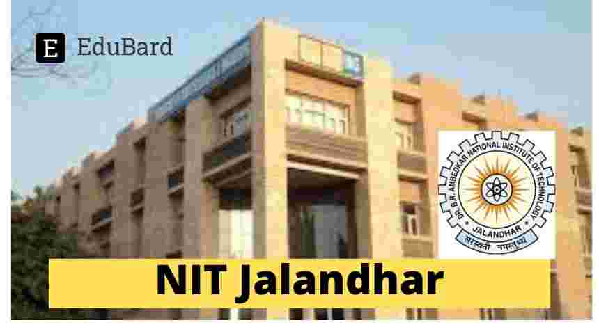 "NIT Jalandhar Workshop ""Recent Advances in Data Science and Computational Intelligence"""