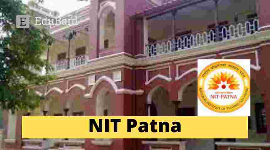 NIT Patna- International Conference on Artificial Intelligence: Theory & Applications AITA-2021, Apply by May 15, 2021