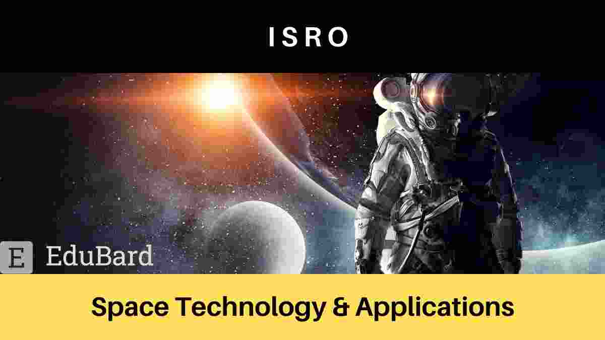 IIRS ISRO FREE Online Certificate Course on Space Technology & Applications with Certificate