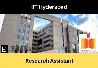 "IIT Hyderabad RA Application for ""Computational Materials Science"""