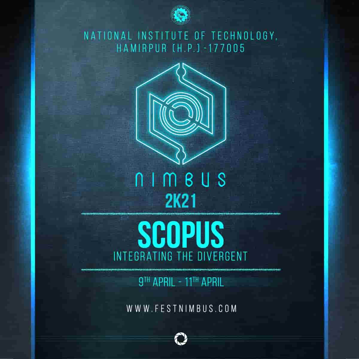 NIMBUS 2k21 | Technical Fest of NIT Hamirpur | LIVE NOW