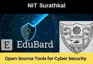 "NITK Workshop ""Open-Source Tools for Cyber Security"""
