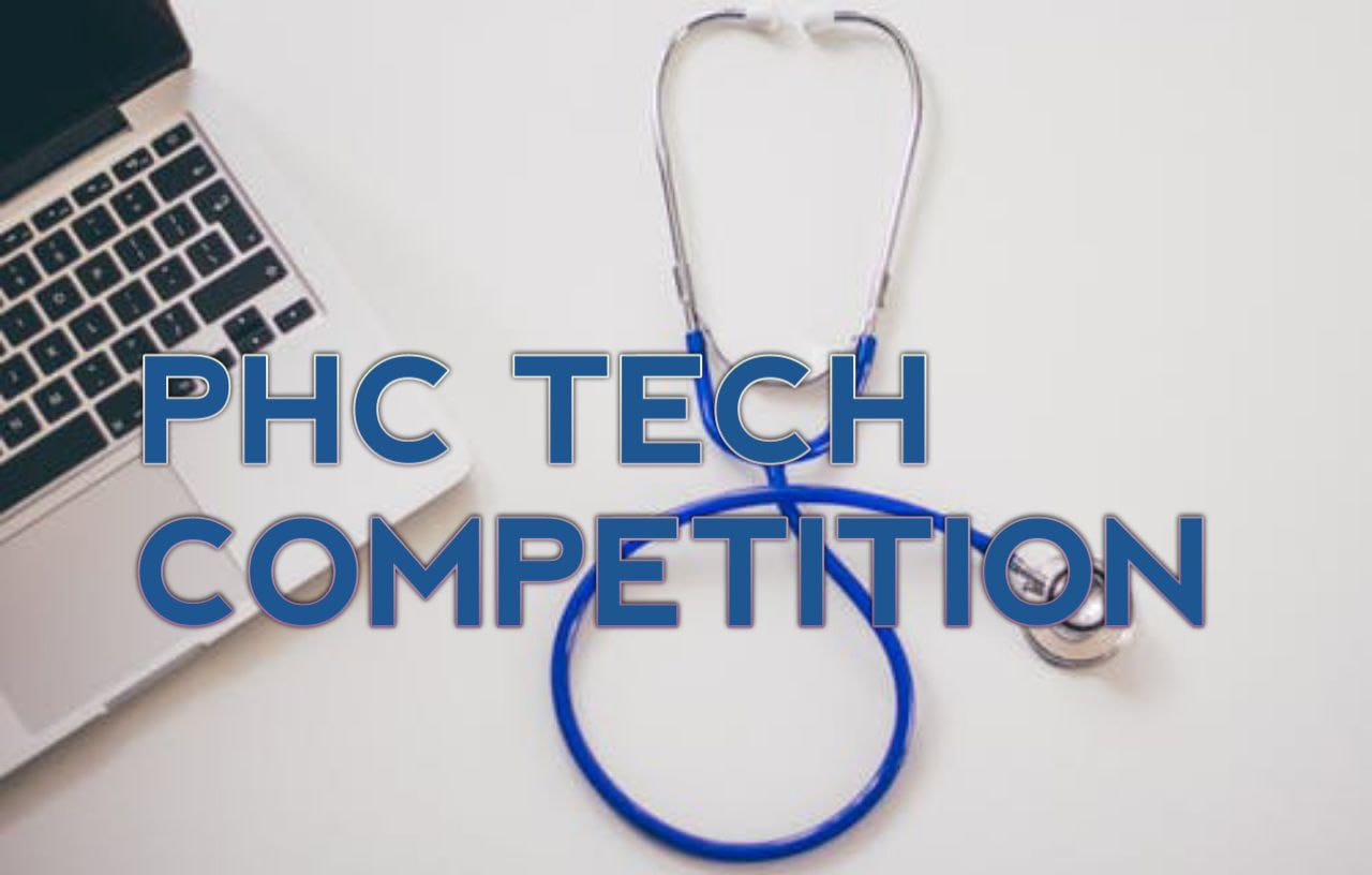Calling for entries for the PHCTech Challenge, Science, Technology, and Innovation in India