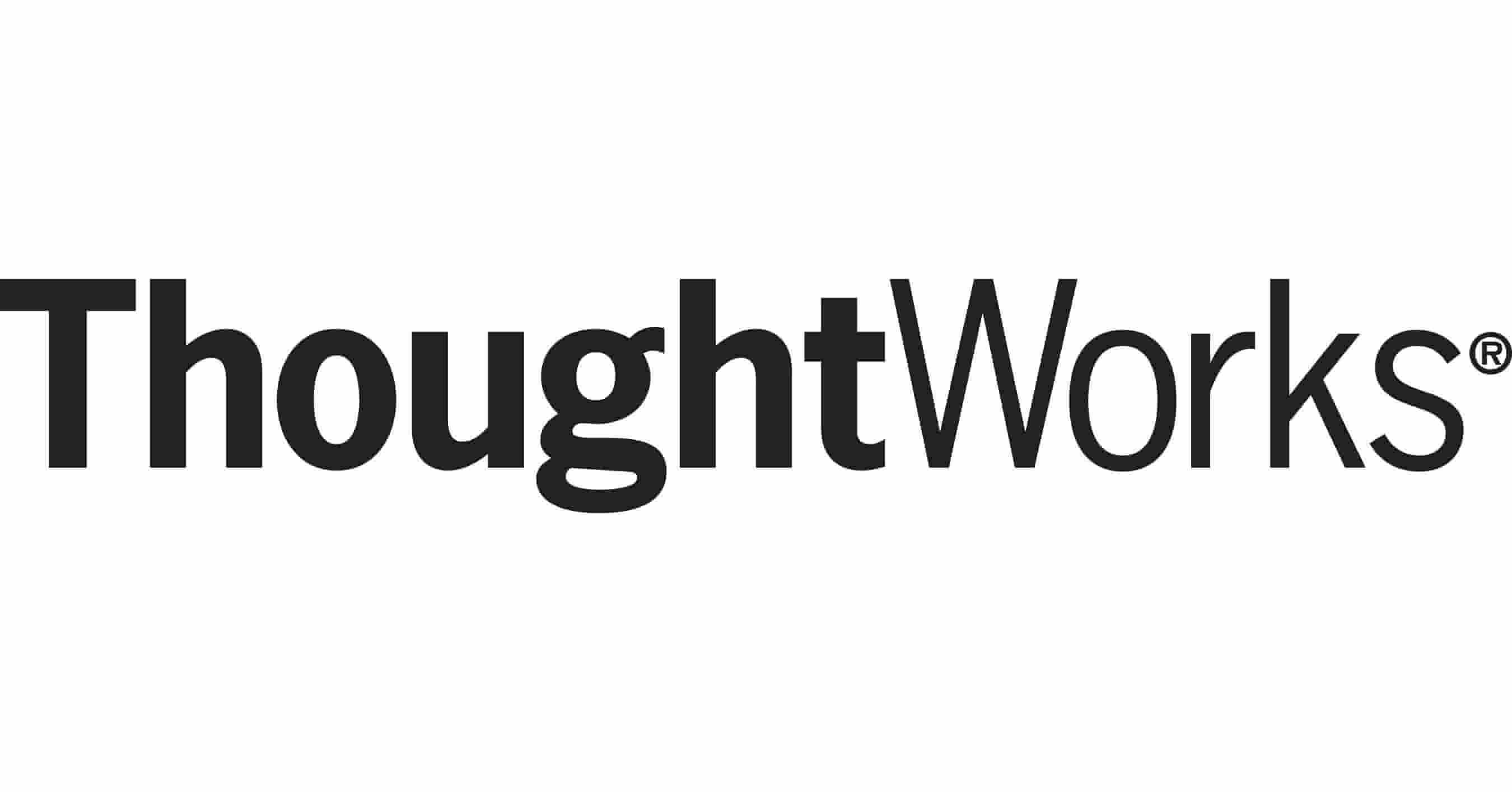DATA ENGINEER position at Thoughtworks